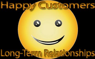 Среќни потрошувачи - Долгорочни односи